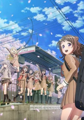 انمي BanG Dream! 2nd Season حلقة 10