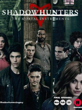 مسلسل ShadowHunters موسم 3 حلقة 18
